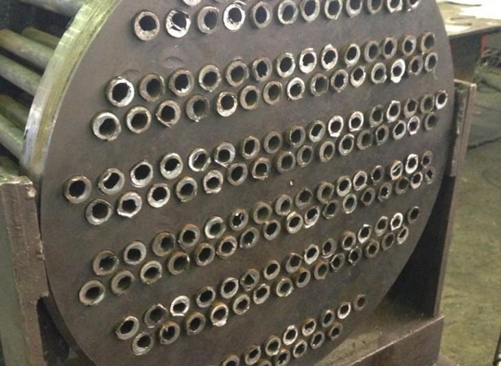 Пластинчатый теплообменник tl10-bfg таблица технических характеристик спирального теплообменника