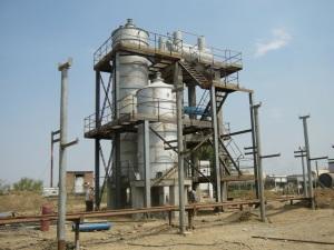 установки производства битума